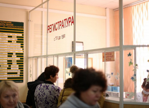 Сеть инфекционных поликлиник в Приморье продолжают расширять