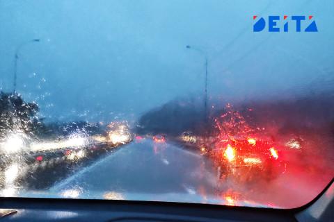 Дождь, снег, ветер: к Приморью приближается циклон