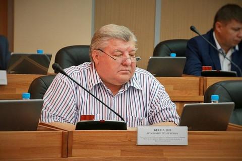 Владимир Беспалов: «Прогноз по реально располагаемым доходам не дает нам права поддержать бюджет»