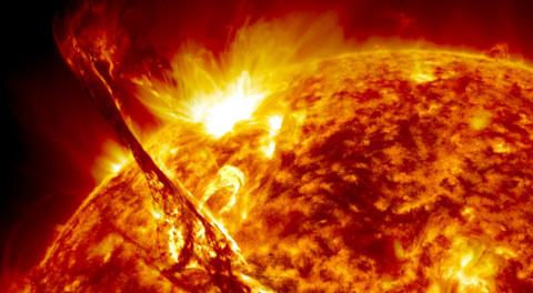Солнечная интерференция погасит телевизоры приморцев