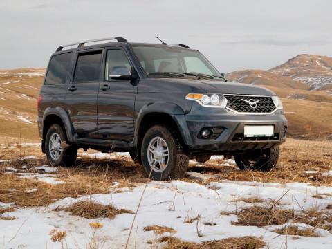 Самой продаваемой машиной наДальнем Востоке стал УАЗ «Патриот»