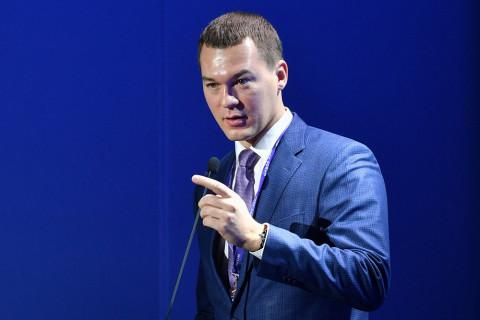 Телеведущая составит конкуренцию Дегтярёву на выборах