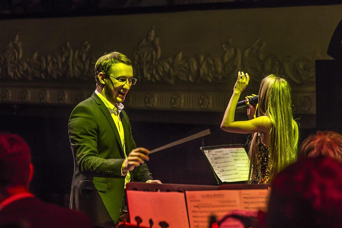 Победители караоке «вживую» споют с оркестром Приморской филармонии