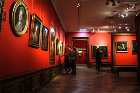 Неделя премьер пройдёт в oнлайн красиво – картинная галерея приглашает всех