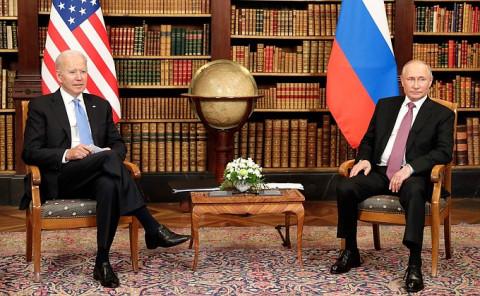 Путин и Байден не хотят ядерной войны