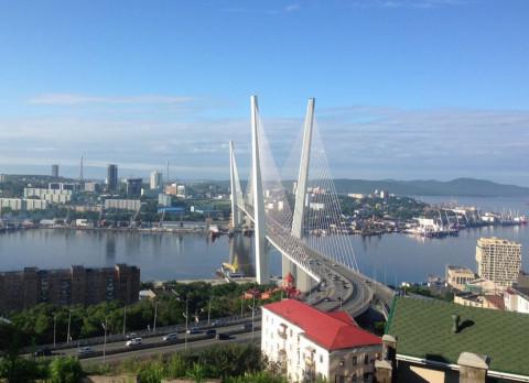 Во Владивостоке углубят реки Богатую и Пионерскую для защиты от наводнений