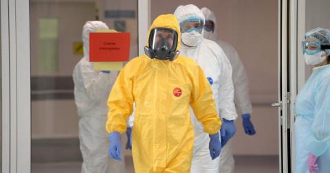 Москва бьет коронавирусный антирекорд