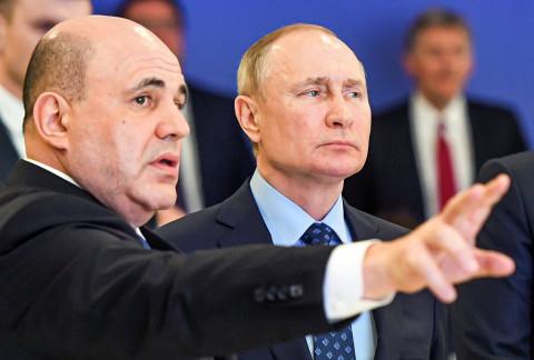 Мишустин объявил, когда начнут приходить «путинские» выплаты