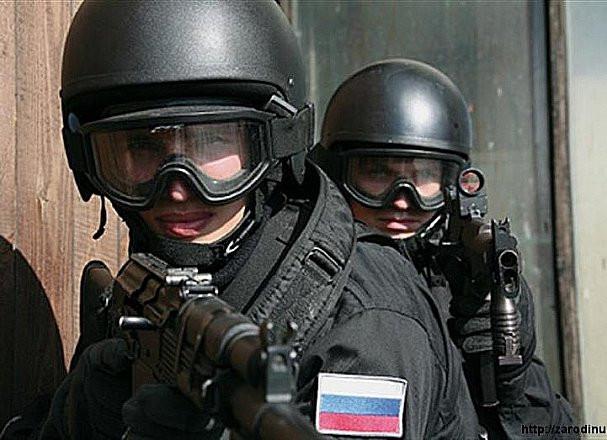 Военная полиция начинает крупные учения в России