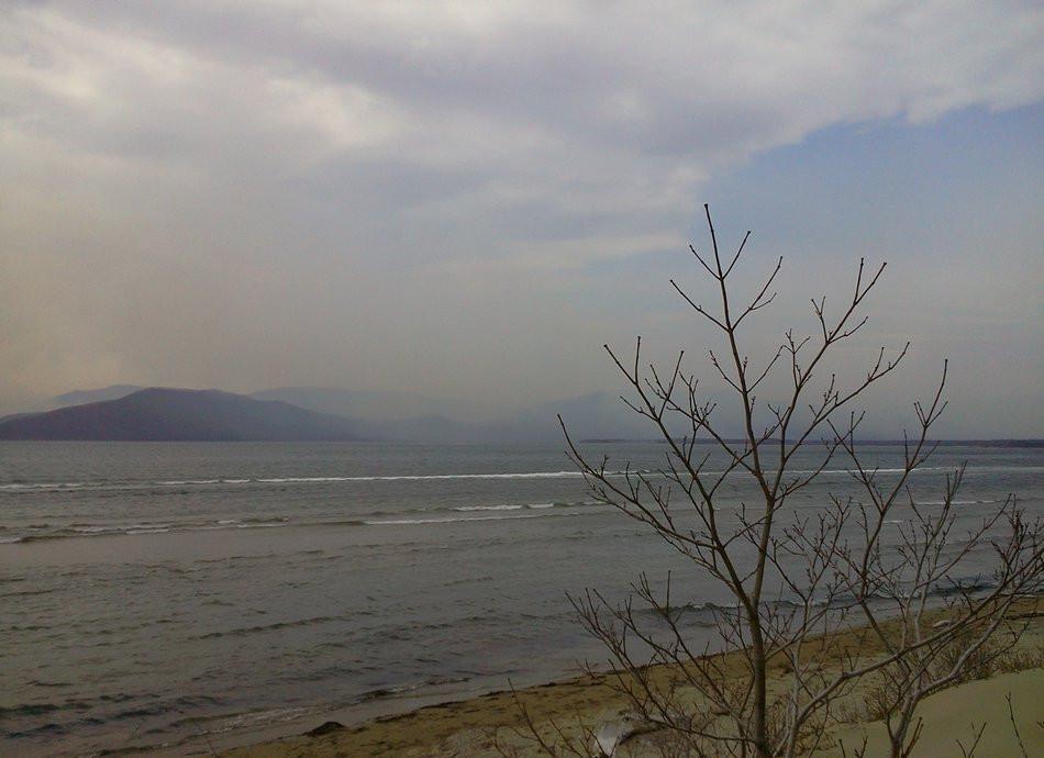 Туман и облачность: среда порадует уставших от палящего солнца владивостокцев