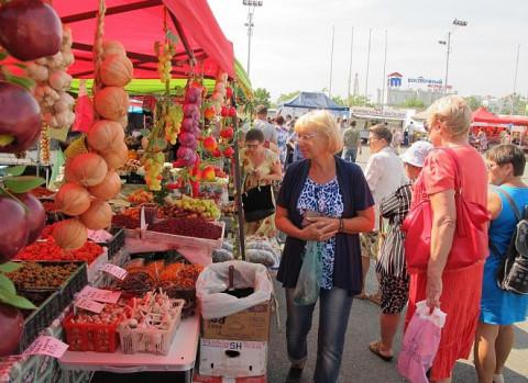 Приморские продукты представят на ярмарке во Владивостоке