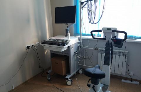 Диагностическое оборудование обновили в больнице Уссурийска