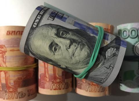 Россияне бросились скупать иностранную валюту