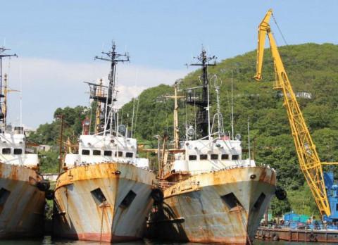 «Путин, помоги!»: моряки из Находки попали в беду