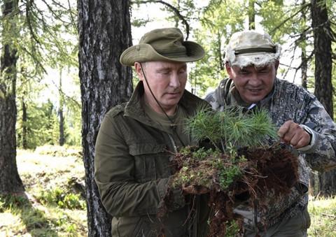 Шойгу предложил Путину устроить новый праздник