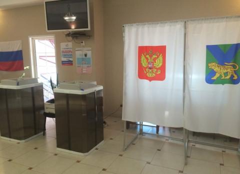 Наблюдатели большие и маленькие: чем запомнился первый день выборов в Приморье