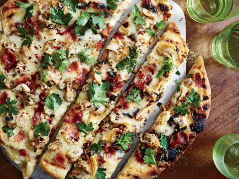 Самые интересные и вкусные начинки для пиццы