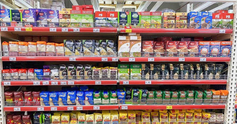 Сахар, масло и макароны не будут дорожать в Приморье