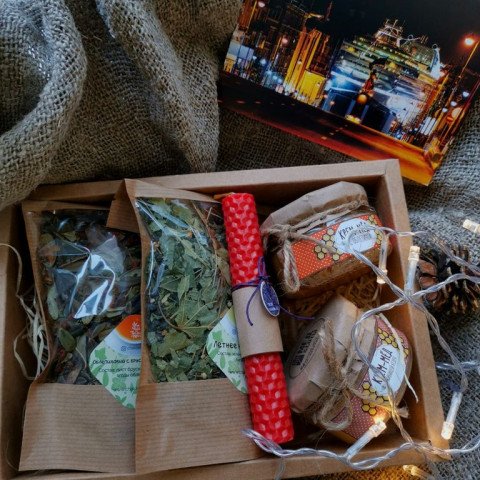 На новогодней ярмарке в Артеме можно будет приобрести продукцию «Чай да травы»