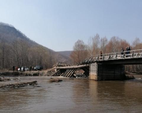Полиция рассказала подробности трагедии на мосту в Приморье