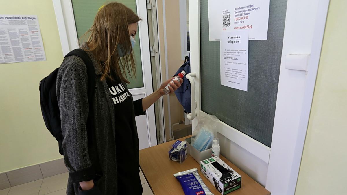 УИКи готовят к голосованию по поправкам в Конституцию в Приморье