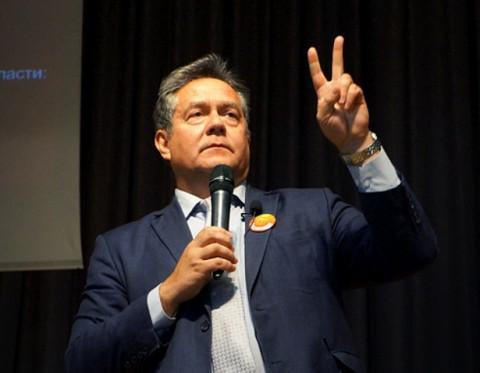 Жена Платошкина рассказала о его участии в выборах на Дальнем Востоке