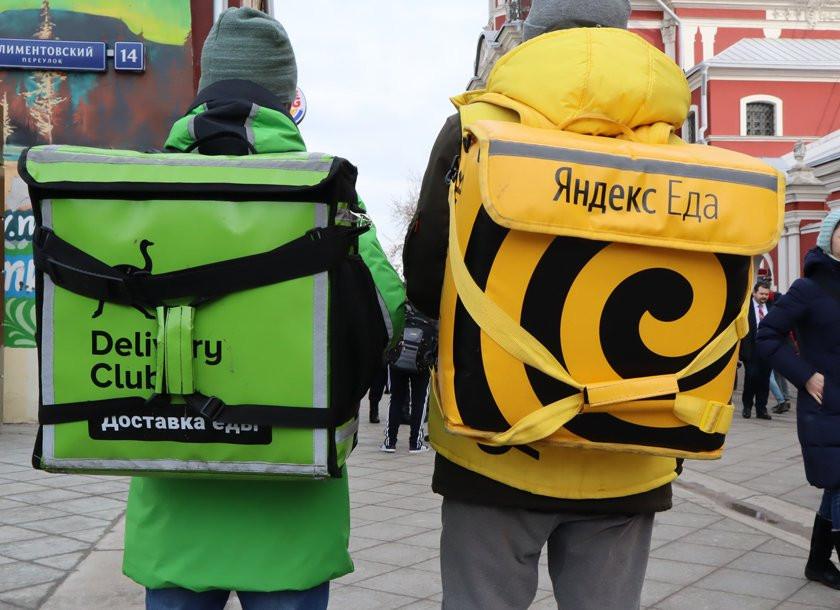 Мешок картошки можно будет заказать в доставке Яндекса
