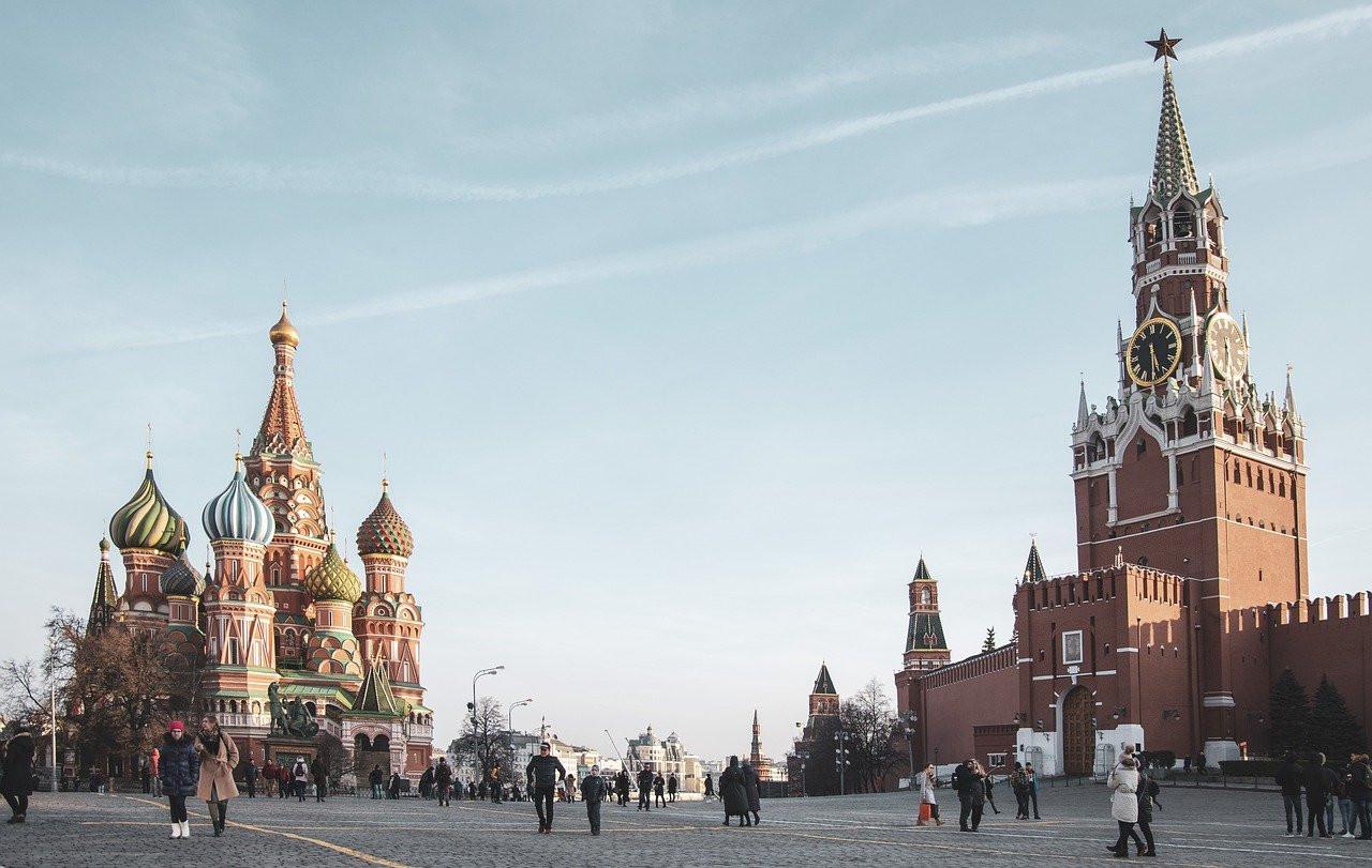 Детские голоса иногда звучат в Кремле