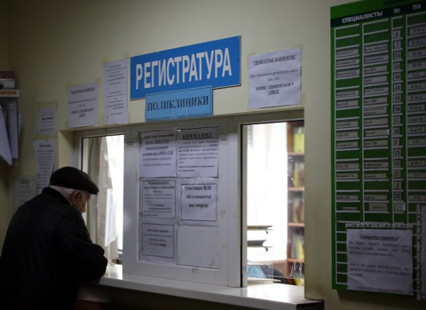 Больницызакрылись от непривитых граждан