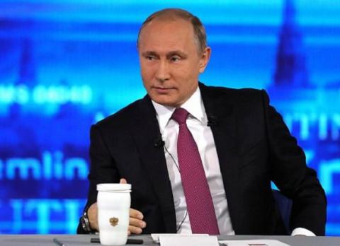 Путин призвал россиян выбрать в Госдуму кого надо