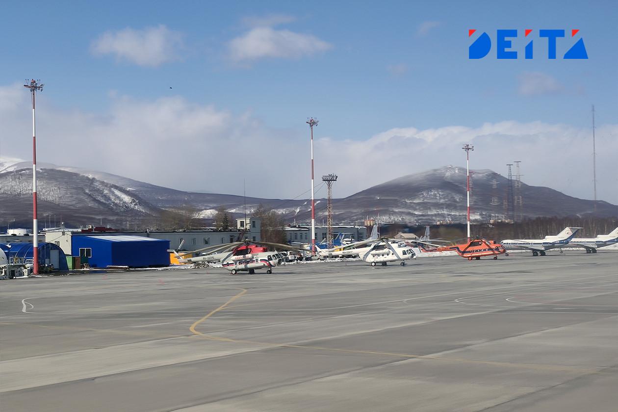 В развитие аэропорта Петропавловск-Камчатский вложат 2 млрд рублей