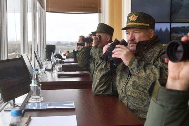 Вторжение: белорусская армия приведена в боевую готовность