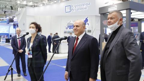 Премьер-министр РФ дал команду к запуску нового железнодорожного парка АО «Восточный Порт»
