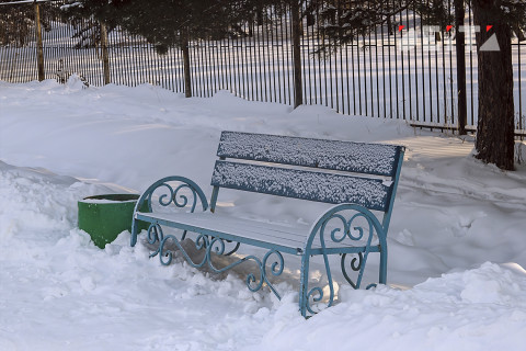 Больше снега, больше льда: Приморье прогневало небеса