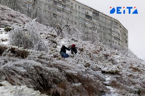 «Не шевелись!»: Житель Владивостока спас ребёнка из ледяного плена