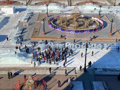 Сторонники Фургала все еще протестуют даже в мороз