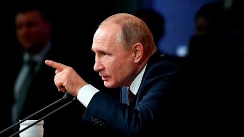 Путин призвал чиновников бережно тратить каждый рубль