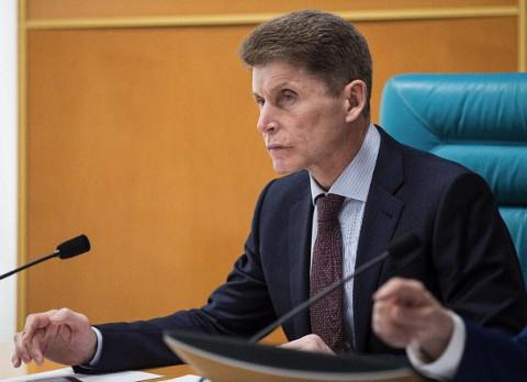 Губернатор Приморья: «Единая Россия» может протестировать систему электронного голосования