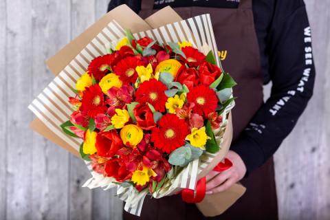Идеями для подарков на Пасху делится Флорист.ру