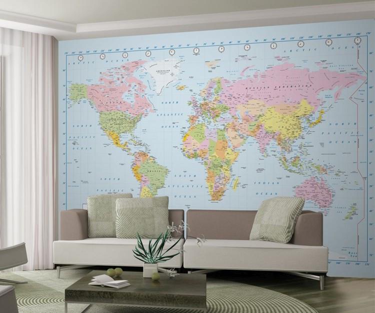 Учите географию: Росреестр предложил штрафовать за ошибки на картах