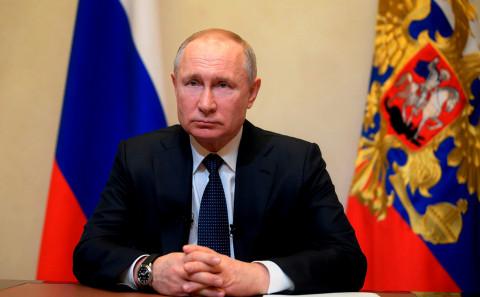Путин поручил ускорить темпы вакцинации россиян от коронавируса