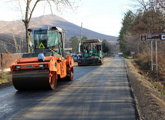 В Пожарском районе Приморья обновляют внутрипоселковые дороги
