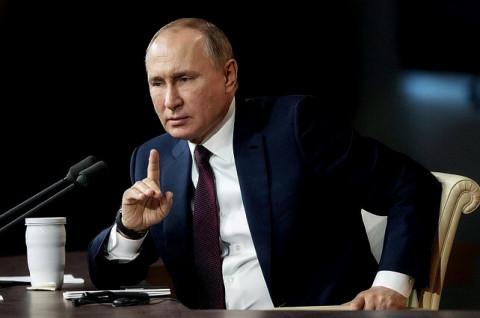 Путин назвал нерешённые проблемы России