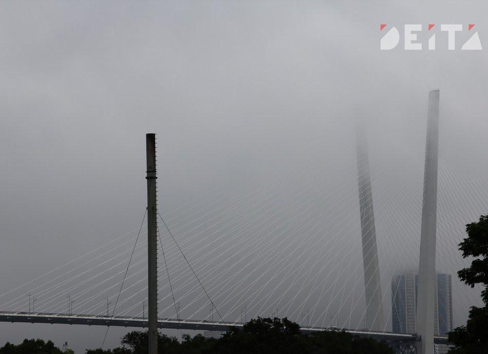 Местами и немного: дождь возможен в понедельник в Приморье