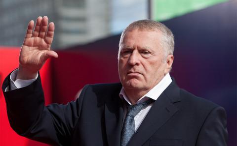 Жириновский пожалел, что отправил Дегтярёва в Хабаровск