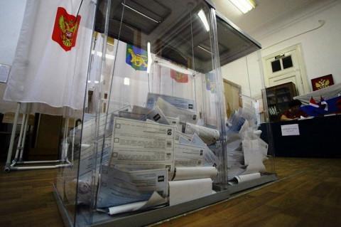 Нарушений на выборах не зафиксировали в Приморье