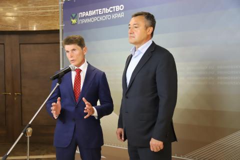 Олег Кожемяко: В Законодательном Собрании большинство будет представлено «Единой Россией»