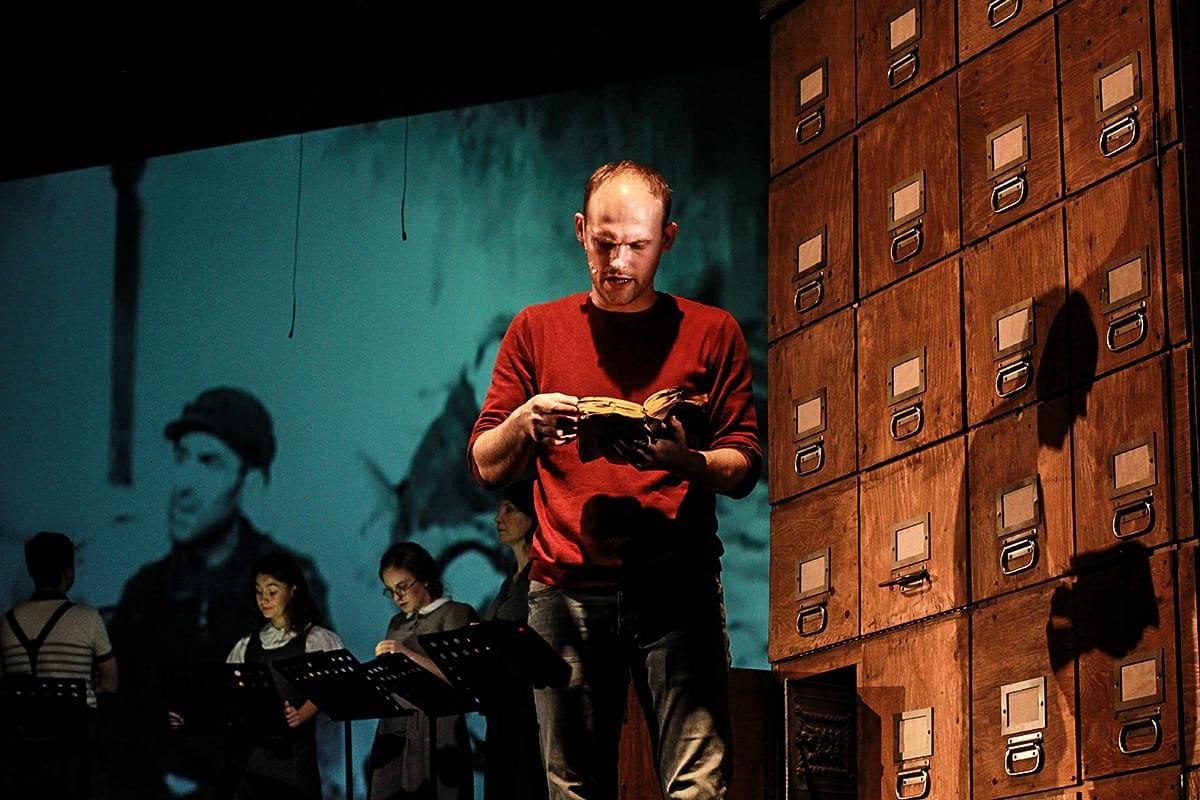 Спектакль «Анна Франк» Театра молодёжи покажут на Золотом Витязе