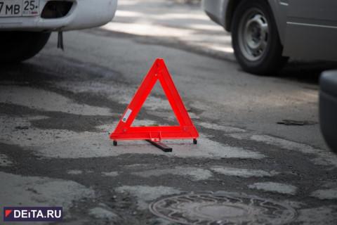 В Сети появились фото серьезной аварии в Приморье