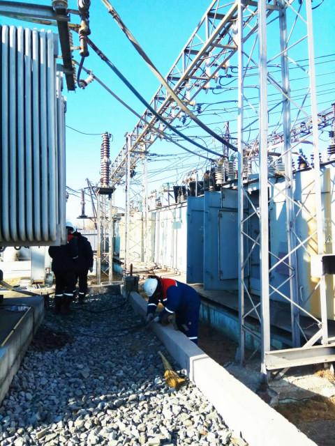 Электроснабжение потребителей города Артема полностью восстановлено